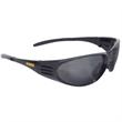 DeWalt® Ventilator™ Black Eyewear - Eyewear with Cushioned, Rubber Temple Tips.