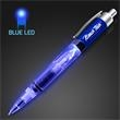 Plastic Blue Pens