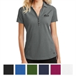 OGIO Ladies' Onyx Polo - Ladies' onyx polo made of cotton/polyester pique with moisture wicking and tonal stitching throughout.