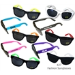 Stylish And Elegant Sunglasses - E627 - Fashion sunglasses, with ultraviolet protection and assorted bright color frames.