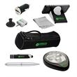 """Barton Mobile Accessory Set - 9 1/2"""" x 4 1/4"""" x 1 7/8"""" Barton mobile accessory set in neoprene accessory case."""