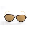 Jake - Bamboo arm Sunglass