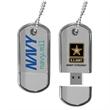 Dog Tag Drive™ DT - Cool dog tag USB drive.