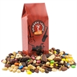 Large Gable Box With Candy or Nuts - Large gable box with your choice of candy or nuts.  Great corporate food gift for the holidays or Christmas.
