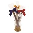 Chocolate Pretzel Rod (1) - Individually wrapped Chocolate Pretzel Rod (1)