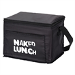 "6-Pack Cooler - 6-pack cooler with 16"" carry handles."