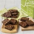 Chocolate Delights Sampler - Shaker-Style Gift Box Tied w/Grosgrain Ribbon