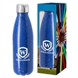16 Oz. Stainless Steel Speckled Swig Bottle With Custom W...