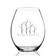 19 oz. Riedel Degustazione O Stemless Wine Glasses