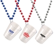 Shot Glass Bead Necklace