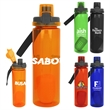 Locking Lid 24 oz. Colorful Bottle with Floating Infuser - Locking Lid 24 oz. Colorful Bottle with Floating Infuser