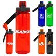 Locking Lid 24 oz. Colorful Bottle with Infuser - Locking Lid 24 oz. Colorful Bottle with Infuser