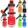 Locking Lid 28 oz. Sporty Ring Bottle with Infuser - Locking Lid 28 oz. Sporty Ring Bottle with Infuser.