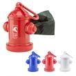 Fire Hydrant Bag Dispenser - Cute trash bag dispenser for pet walkers.