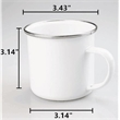 Hot Selling Enamel Mug