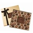Medium Custom Molded Chocolate Delights Gift Box