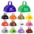 """Classic Cowbell - 3"""" metal cowbell, offered in a variety of stylish colors."""