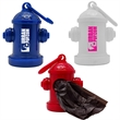 Doggy Bag Dispenser - This fire hydrant shaped bag dispenser includes 15 disposable bags packed inside.