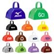 "Classic Cowbell - 3"" metal cowbell, offered in a variety of stylish colors."
