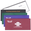 Document/Coupon / Lottery Tickets Sleeve - Document/coupon/lottery tickets case