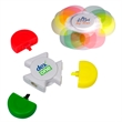 Promo Spinner® Tri-Highlighter - Tri-highlighter with red, green and yellow.
