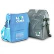 Scrubs Insulated Lunch Cooler bag - Scrubs cooler bag with 2 front pockets and side mesh pocket.