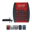Flip Calculator - Flip calculator with soft touch keys and side grips for ultimate comfort.