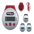 Deluxe Multi-Function Pedometer - Deluxe multi-function pedometer with laser tuned pendulum movement.