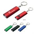 Aluminum Key Chain Flashlight - Aluminum key chain flashlight.