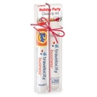 Holiday Party CleanUp Kit - Tide to Go & Sani-Pen Clipless - Holiday Party CleanUp Kit with Bow - Tide to Go Instant Stain Remover and Sani-Pen Clipless Travel Kit