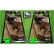 Full Size Corn Hole Game Set - Fan Bags corn hole game set
