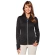 Callaway Ladies Full-Zip Stretch Performance Jacket