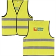 Reflective Safety Vest - Reflective safety vest.