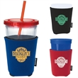 Life's a Party KOOZIE® Cup Kooler - Life's a Party Cup Kooler.