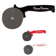 Pizza Cutter - Pizza cutter with stainless steel cutting wheel.