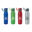 Spectra Bottle - 25 oz - 25 oz bottle, take your water bottle anywhere with this handy rubber loop.