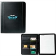Method Zippered Padfolio - Padfolio with interior pockets for storage of cards and small business accessories.