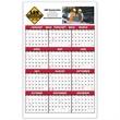 Single Sheet Span-a-Year Standard Year - Jan-Dec