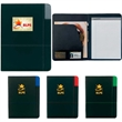 Contrast Padfolio - PVC padfolio made of 210 and 600 denier polyester.