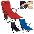 Adirondack Recliner - Folding two-position recliner and captain's chair in one.
