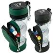 Mini Golf Bag - Titleist® DT® TruSoft - Mini golf bag with three imprinted golf balls and five imprinted tees.