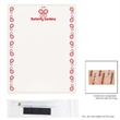 Dry-Erase Mirage Board™ - 15 pt - Dry erase board with pen and magnet.
