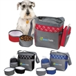 Pet Accessory Bag - Pet accessory bag. Includes 2 collapsible bowls for food and water.