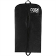Basic Garment Bag - Lightweight garment bag with zippered closure and carrying handle.