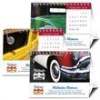 Custom 12-Month Desk Tent Calendar
