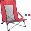 Premium Mesh Chair - Premium Mesh Chair. Low-slung chair with mesh insert in seat has a 250 lb. weight limit.