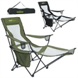 Mesh Adirondack Chair - Folding two-position adirondack recliner and captain's chair in one.