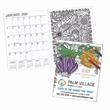 Adult Coloring Book Planner