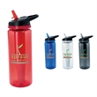 Cool Gear® Straightwall Pure Bottle - 30 oz - 30 oz bottle with patented filter and freezer stick system.