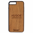 Woodchuck® Mahogany Wood Phone Case 7 Plus - Cedar Wood Phone Case 7 Plus
